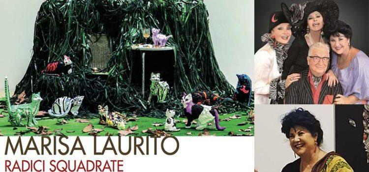 """Marisa Laurito in """"Quattro donne e una canaglia"""""""