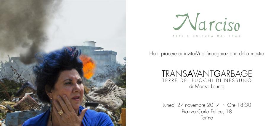 Transavantgarbage, terre dei fuochi e di nessuno_Galleria_Narciso_Torino